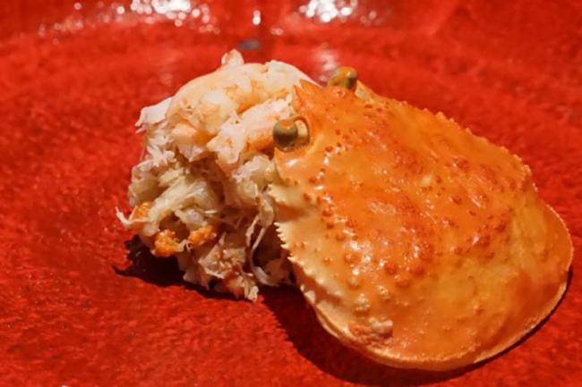 佐賀牛SAGAYA セイコ蟹の混ぜご飯